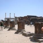 Basilica in Pompeii