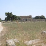 Roman Forum in Paestum