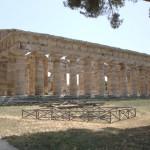Temple of Neptune in Paestum