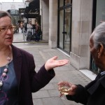 The artist Mali and Jo in conversation cork-street